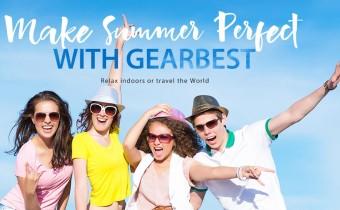 Летняя распродажа товаров для отдыха на GearBest