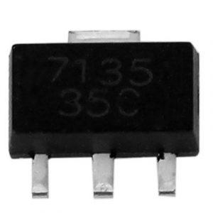 2.7 - 6V 7135 IC Малый источник постоянного тока 350 мА DIY Аксессуар заказать на GearBest