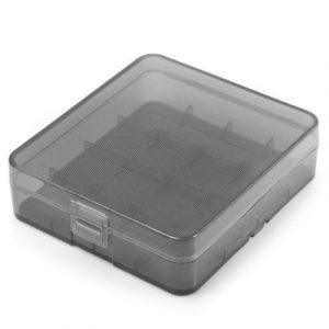 Портативный футляр для аккумуляторов 18650 заказать на GearBest
