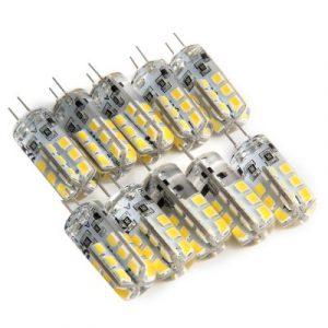 Светодиодная лампа G4 5W - 10шт заказать на GearBest